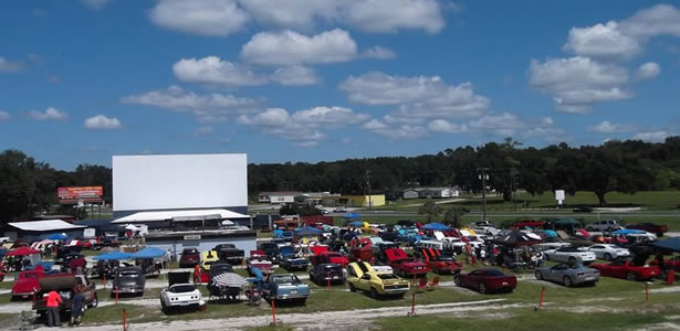 drive in movie theater uk